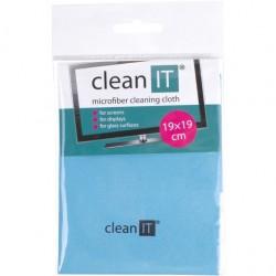 CLEAN IT Čistiaca utierka z mikrovlákna 19x19 bl CL-710