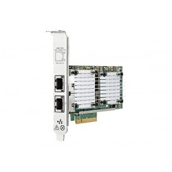 HP Ethernet 10Gb 2-port BASE-T 530T 57810SAdapter (with low profile...