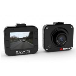 Braun B-BOX T4 autokamera (microSD 32GB, Li-Ion, HDMI, USB,...