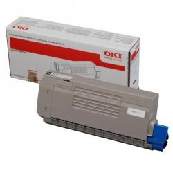 OKI originál toner 44318608, black, 11000str., OKI C710, C711
