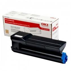 OKI originál toner 43979216, black, 12000str., OKI B440, MB480