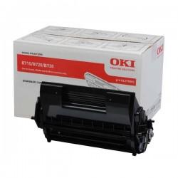 OKI originál toner 1279001, black, 15000str., OKI B710, 720, 730 01279001