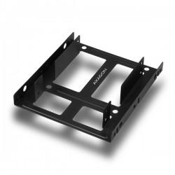 "AXAGON RHD-225, kovový rámeček pro 2x 2.5"" HDD/SSD do 3.5"" pozice,..."