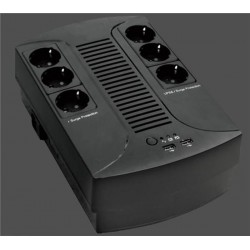 EUROCASE UPS EA200PLUS EVO2 850VA line interactive, 4x CZ zásuvka,...