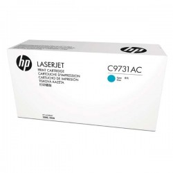 HP originál toner C9731AC, cyan, 12000str., 645A, HP Color LaserJet 5500, N, DN, HDN, DTN, kontraktový produkt