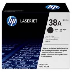 HP originál toner Q1338A, black, 12000str., 38A, HP LaserJet 4200, N, TN, DTN, DTNSL