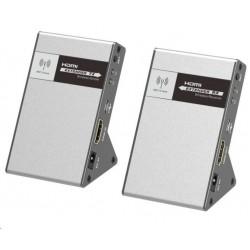 PREMIUMCORD HDMI Wireless extender na 30m bez zpoždění khext50-3