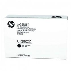 HP originál toner CF280XC, black, 80X, HP kontraktový produkt