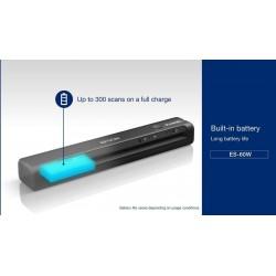 EPSON skener WorkForce ES-60W, A4, 600x600dpi, USB 2.0, Wi-Fi...