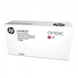 HP originál toner C9733AC, magenta, 12000str., 645A, HP Color LaserJet 5500, N, DN, HDN, DTN, kontraktový produkt