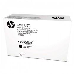 HP originál toner Q5950AC, black, 11000str., HP Color LaserJet 4700, n, dn, dtn, ph+, kontraktový produkt