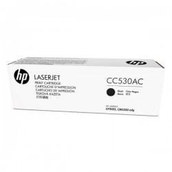 HP originál toner CC530AC, black, 3500str., 304A, HP Color LaserJet CP2025, CM2320, kontraktový produkt