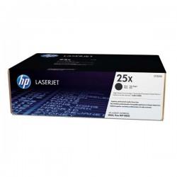 HP originál toner CF325X, black, 40000str., 25X, HP LaserJet Enterprise M830z, M806dn, M806x+, 1ks