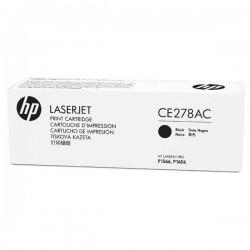 HP originál toner CE278AC, black, 2100str., 78A, HP LaserJet Pro P1566, M1536, kontraktový produkt