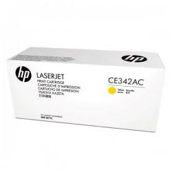 HP originál toner CE342AC, yellow, 16000str., HP LaserJet Enterprise 700 color MFP M775dn, M775f, kontraktový produkt