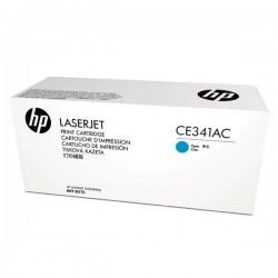 HP originál toner CE341AC, cyan, 16000str., HP LaserJet Enterprise 700 color MFP M775dn, M775f, kontraktový produkt