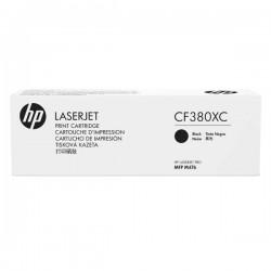 HP originál toner CF380XC, black, 4400str., 312X