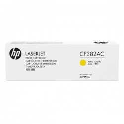 HP originál toner CF382AC, yellow, HP 312A, HP Color LaserJet Pro MFP M476dn, MFP M476dw, MFP M47, kontraktový produkt