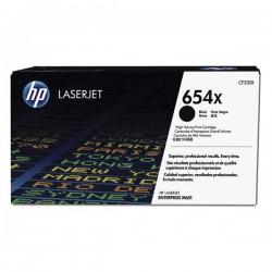 HP originál toner CF330X, black, 20500str., 654X, HP Color LaserJet Enterprise Flow M680z, M651dn, M651