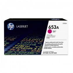 HP originál toner CF323A, magenta, 16500str., 653A, HP Color LaserJet Enterprise Flow M680z, M680dn, M680