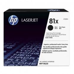 HP originál toner CF281X, black, 25000str., HP LaserJet Enterprise Flow M630z, M630dn, M630f, M63