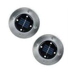 Solárna lampa ActiveJet LED AJE-SOLI 2 2ks v baleni