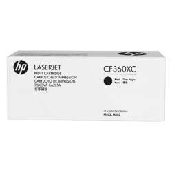 HP originál toner CF360XC, black, 12500str., HP Color LaserJet...