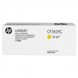 HP originál toner CF362XC, yellow, 9500str., HP HP LaserJet...