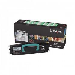 Lexmark originál toner E250A11E, black, 3500str., return, Lexmark E250, E35x