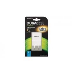 Duracell - USB Nabíječka pro čtečky & telefony 1A DRACUSb1w-EU