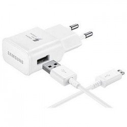 Samsung USB-C EP-TA20EWE Fast Charge White EP-TA20EWECGWW