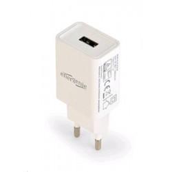 Gembird Nabíječka USB, 2100mA, bílá PDP051132