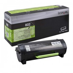 Lexmark originál toner 60F2000, black, 2500str., 602, return,...