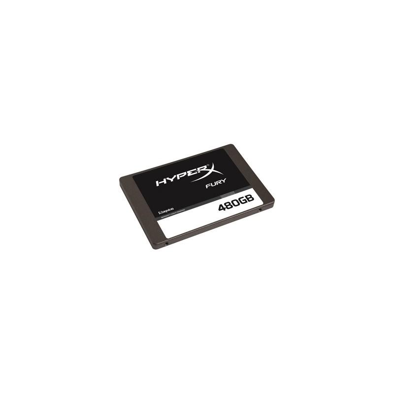 Kingston HyperX SSD Fury 480GB SHFS37A/480G