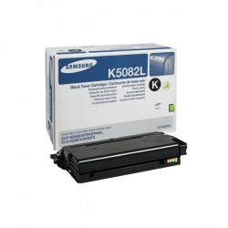 Samsung originál toner CLT-K5082L, black, 5000str., high capacity, Samsung CLP 620ND, 670N, 670ND, CLX-6220FX, 6250FX, 6250F
