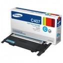 Samsung originál toner CLT-C4072S, cyan, 1000str., Samsung CLP-320, CLP-325, CLX-3185