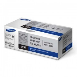 Samsung originál toner MLT-D119S, black, 2000str., Samsung ML-1610, 2010, 2510, 2570, SCX-4321, 4521