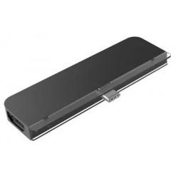HyperDrive 6-in-1 USB-C Hub pro iPad Pro - Space Gray HY-HD319-GRAY