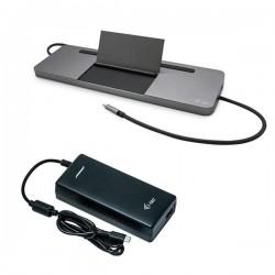 i-tec USB-C Metal Low Profile Triple Display Docking Station +...