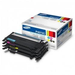 Samsung originál toner CLT-P4072C, CMYK, 1500/1000str., Samsung CLP-325, CLX-3185
