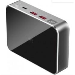 Prestigio Grafénová PowerBanka, nabíja viacero zariadení,...