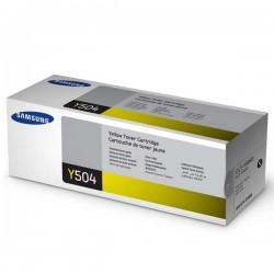 Samsung originál toner CLT-Y504S, yellow, 1800str., Samsung CLP-314, CLX-4195
