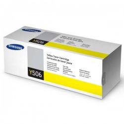 Samsung originál toner CLT-Y506L, yellow, 3500str., high capacity, Samsung CLP-680, 680ND, CLX-6260