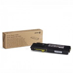 Xerox originál toner 106R02235, yellow, 6000str., Xerox Phaser 6600, Workcentre 6605