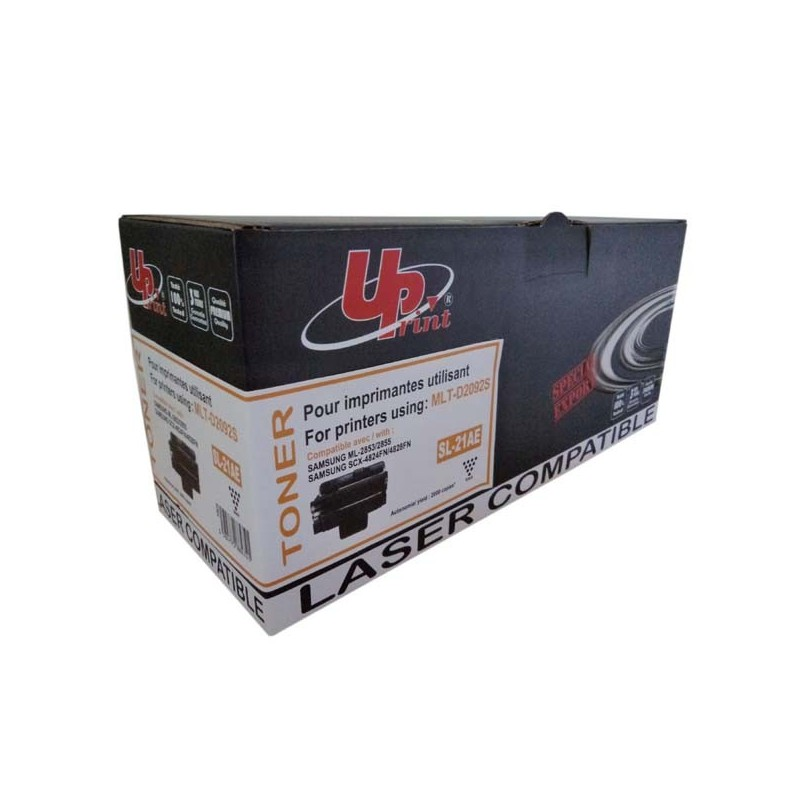 UPrint kompatibil toner s MLT-D2092S, black, 2000str., SL-21AE, pre Samsung SCX-4824FN, SCX-4828FN