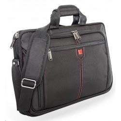 """VERBATIM Taška Slim Notebook Case """"London"""" 17"""" Black 49855"""