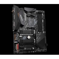 GIGABYTE MB Sc AM4 B550 AORUS ELITE AX V2, AMD B550, 4xDDR4, 1xDP,...