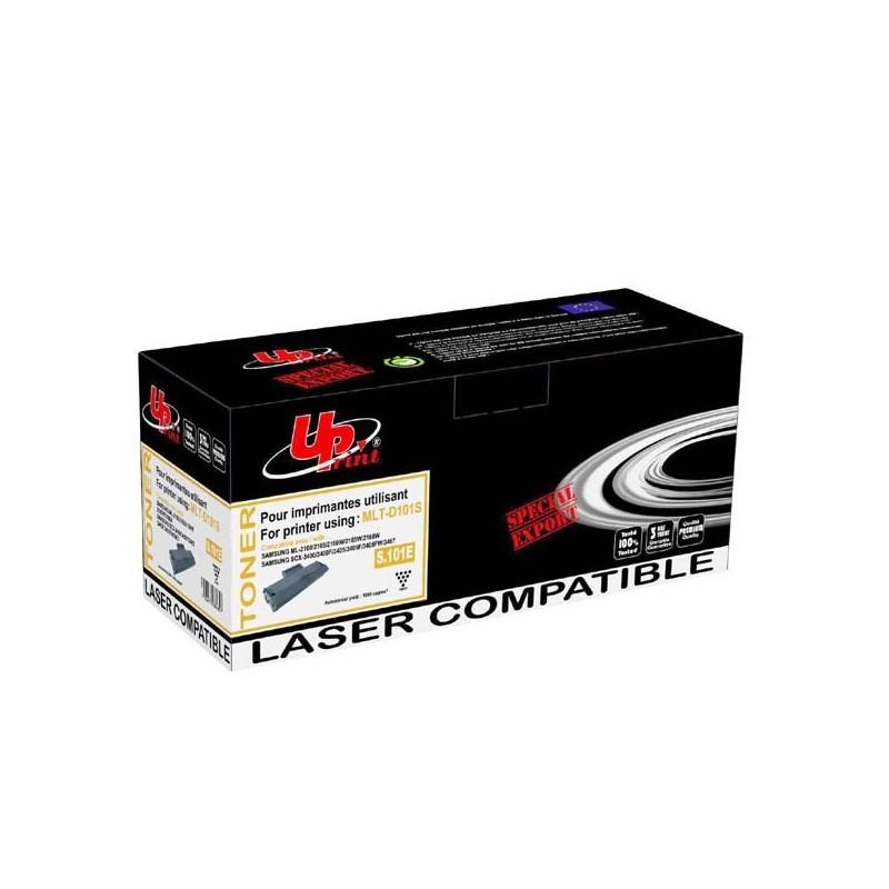 UPrint kompatibil toner s MLT-D101S, black, 1500str., UP-S.101E, Samsung ML-2160, 2162, 2165, 2168, SCX-3400, 3405, SF-760P