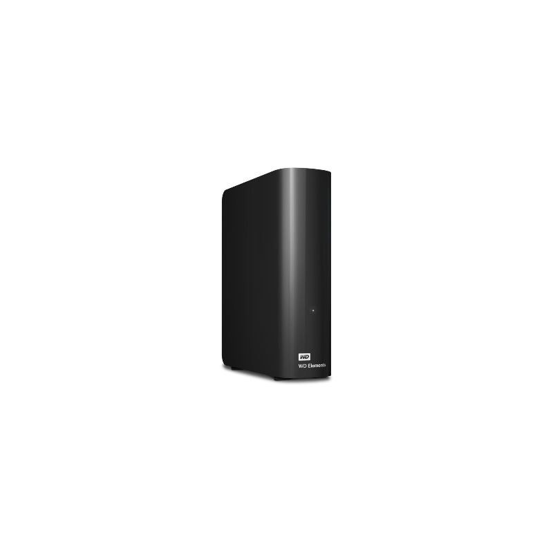 HDD WD Elements Portable 2TB black WDBWLG0020HBK