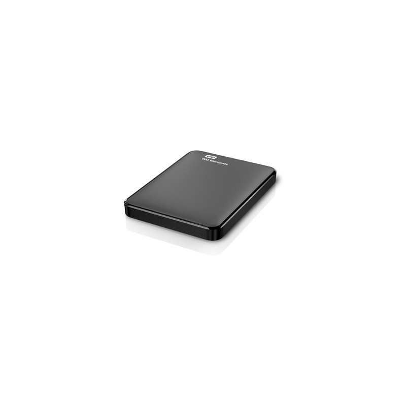 HDD WD Elements Portable 750GB WDBUZG7500ABK-EE WDBUZG7500ABK-EESN
